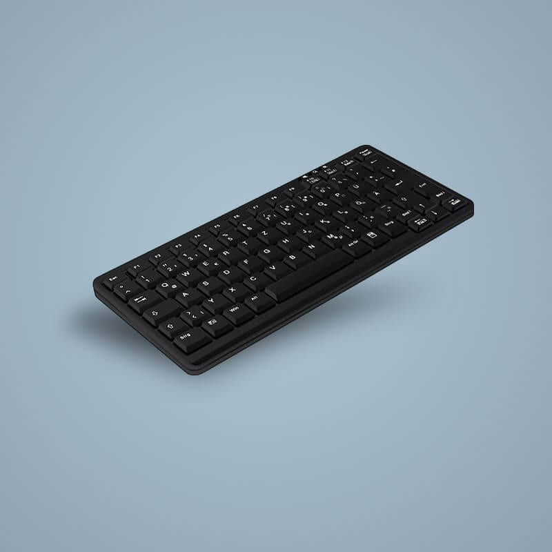 Active Key Kompakte Tastaturen