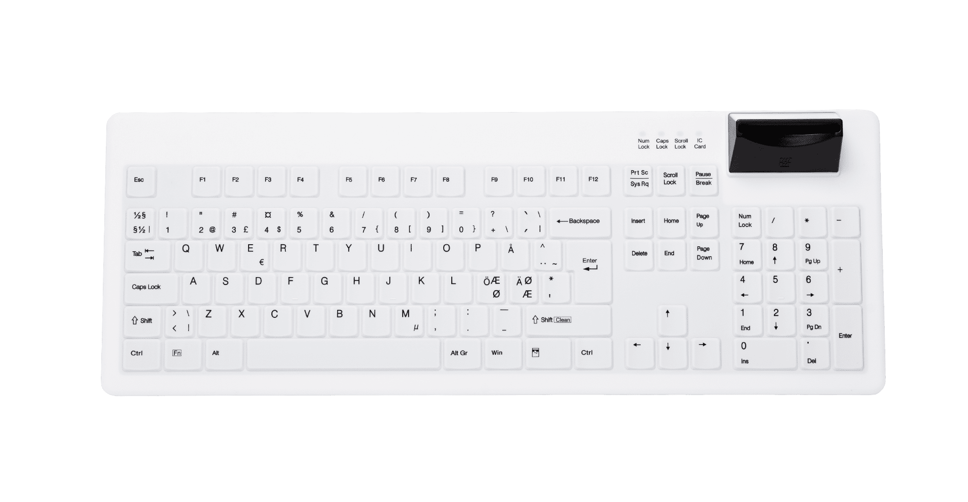 Active Key AK-C8200F